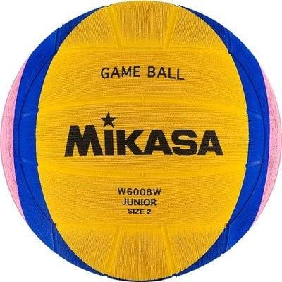 Покупка  Мяч для водного поло MIKASA W6008W Junior р.2   в магазине IntexRelax с доставкой или самовывозом