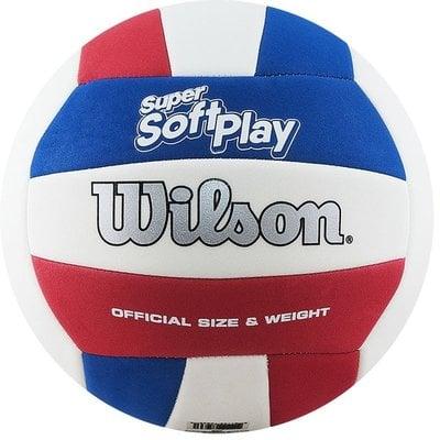 Покупка  Мяч волейбольный Wilson Super Soft Play арт.WTH90219XB р.5   в магазине IntexRelax с доставкой или самовывозом