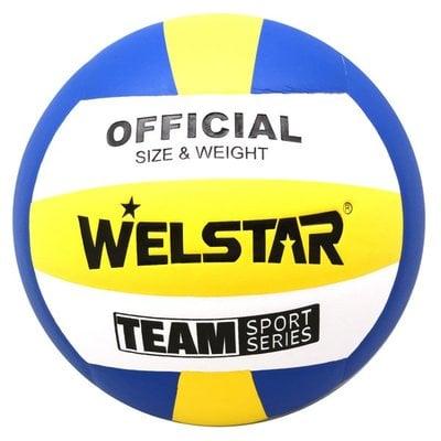 Покупка  Мяч волейбольный Welstar VLPU4411A р.5   в магазине IntexRelax с доставкой или самовывозом