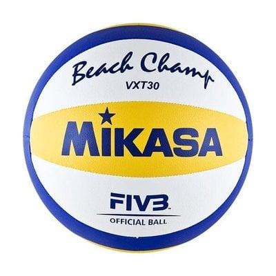 Покупка  Мяч для пляжного волейбола MIKASA VXT30 р.5   в магазине IntexRelax с доставкой или самовывозом