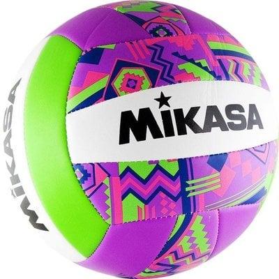 Покупка  Мяч для пляжного волейбола MIKASA GGVB-SF р.5   в магазине IntexRelax с доставкой или самовывозом