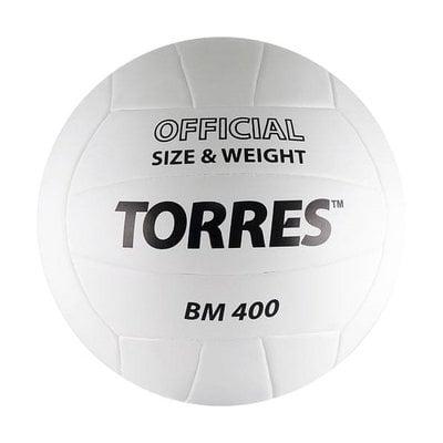 Покупка  Мяч волейбольный Torres BM400 арт.V30015 р.5   в магазине IntexRelax с доставкой или самовывозом
