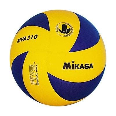 Покупка  Мяч волейбольный MIKASA MVA310 р.5   в магазине IntexRelax с доставкой или самовывозом