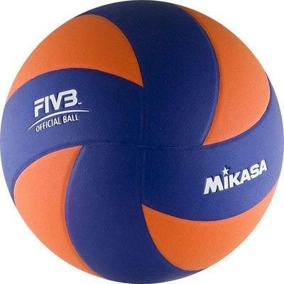 Покупка  Мяч волейбольный MIKASA MVA380K-OBL р.5   в магазине IntexRelax с доставкой или самовывозом