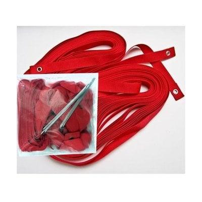 Покупка  Комплект для разметки площадки для пляжного воллейбола арт. FS№R02   в магазине IntexRelax с доставкой или самовывозом