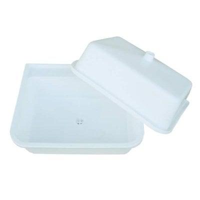 Покупка  Мойка пластиковая (раковина) с выпуском 410х495х140   в магазине IntexRelax с доставкой или самовывозом